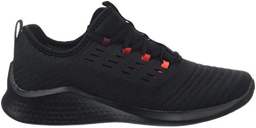 Negro cordovan Fuzetora Asics Zapatillas Hombre 001 Twist Running Para De black W6A0ZgzAq