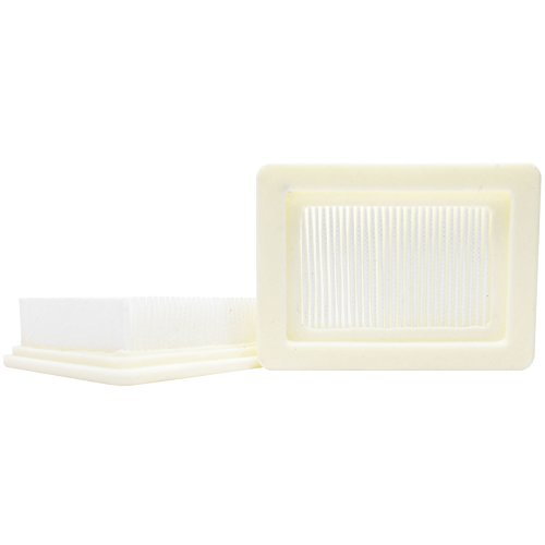 2-Pack Replacement FM FloorMate Filter 40112050 for Hoover - Compatible with Hoover Floormate, Hoover FH40010B, Hoover H3000, Hoover FloorMate SpinScrub with Tools FH40030, Hoover FH40010, Hoover FH40011B, Hoover FH40030, Hoover H3044, Hoover 40112050, Hoover H3032, Hoover H3040, Hoover H3045
