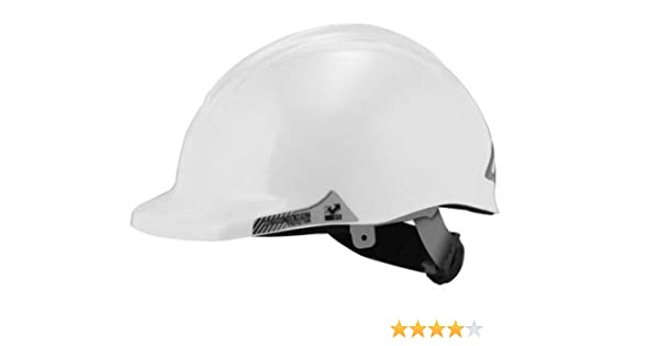 CASCO OBRA CT1 REFLEC NORMAL BLANCO: Amazon.es: Bricolaje y ...