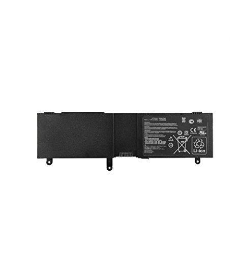 Batterymarket New C41-N550 Replacement Battery Compatible with ASUS N550 N550JA N550JV N550J N550X47JV N550X47JV-SL N550JK Q550LF Series - 15V 4000mAh/59Wh