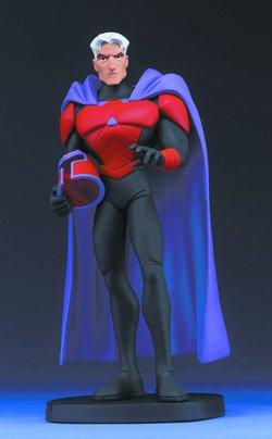 X-men Evolution Magneto Cold Cast Statues Figure