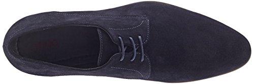 De Derby Azul 10197437 Blue sd Zapatos Cordones Hombre Dressapp derb 01 dark Hugo wA1qxaYHx