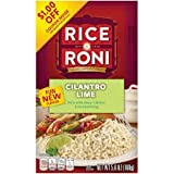 Rice-A-Roni CILANTRO LIME 5.6oz (5 pack) (Cilantro Lime, 5.6 oz)