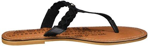 Gaastra Luff - Sandalias Mujer Negro - Schwarz (BLACK 0999)