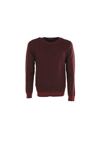 Maglia Uomo Touch Back 2XL Bordeaux 16444.41.a Autunno Inverno 2016/17