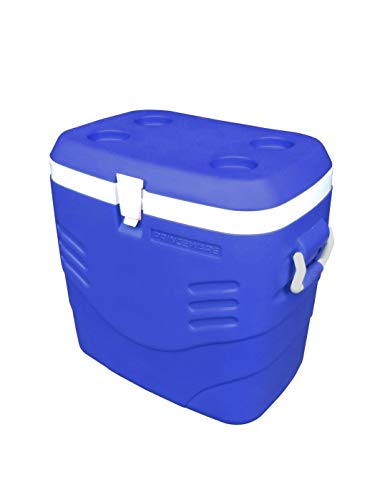 Princeware – L3613 Plastic Ice Box, 41 Litre, Assorted