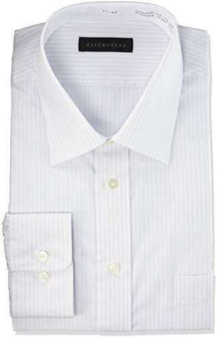 メンズワイシャツ ビジネスベーシックスタイル メンズワイドカラーワイシャツ
