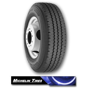 Michelin XPS Rib Truck Radial Tire - 245/75R16 120R