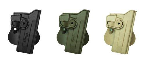 Pistol Hand Gun Polymer Retention Roto Holster Fits Sig Sauer 220/228. Desert Tan IMI RSR Defence Gun / Pistol Holster