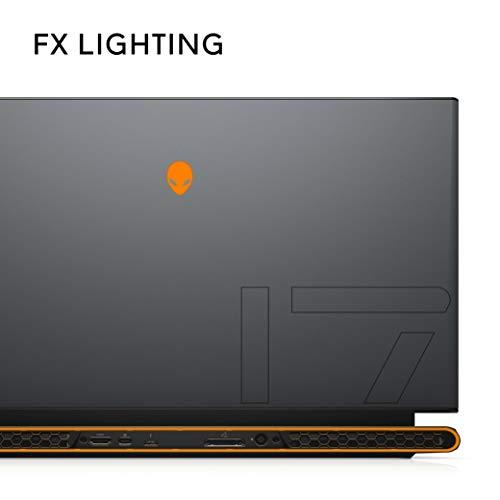 "Alienware New M17 Gaming Laptop, 17. 3"" FHD 144Hz Display, Intel 9th Gen. i7-9750H, NVIDIA GeForce RTX 2070 8GB GDDR6 with Max-Q Design, 1TB (2X 512GB PCIe M. 2 SSD) Raid0, 16GB RAM DDR4 2666MHz"
