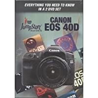 Jumpstart DVD Training Guide for the Canon EOS 40D...