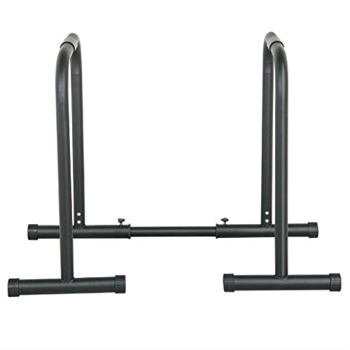 Heavy Duty Dip Station Pull Up Parallel Bars Body Balance Exercise Equalizer Bar by Unbranded*