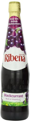 Ribena Original Blackcurrant Drink, 33.8 Ounce Bottle