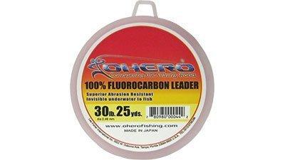 即納!最大半額! Ohero 100 % 100 Ohero % Fluorocarbon引出線30ポンド25ヤードスプール B003UHJF92, ミハマチョウ:48523ce1 --- a0267596.xsph.ru