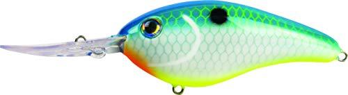 Strike King Pro-Model 6XD Deep Diving Freshwater Crankbait, Citrus Shad