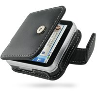 PDAIR Leather case for Motorola FLIPOUT MB511 - Flip Type...