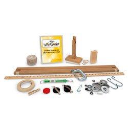 Nasco SciQuest Simple Machines Demonstration Kit - Elementary Education Education Program - SB19237