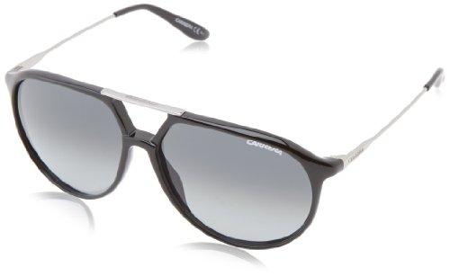 Carrera CA85S Aviator Sunglasses,Shiny Black,59 - C9 Sunglasses