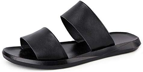 Alonea Men Solid Flat Bath Slippers Summer Sandals Indoor /& Outdoor Slippers