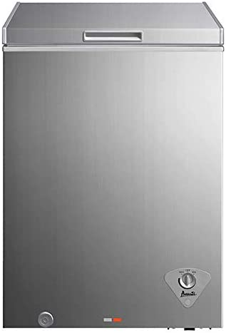 Avanti CF351D2P Platinum Finish 3.5 Cubi