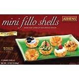 Athens Foods Mini Fillo Shell, 1.9 Ounce - 12 per case.