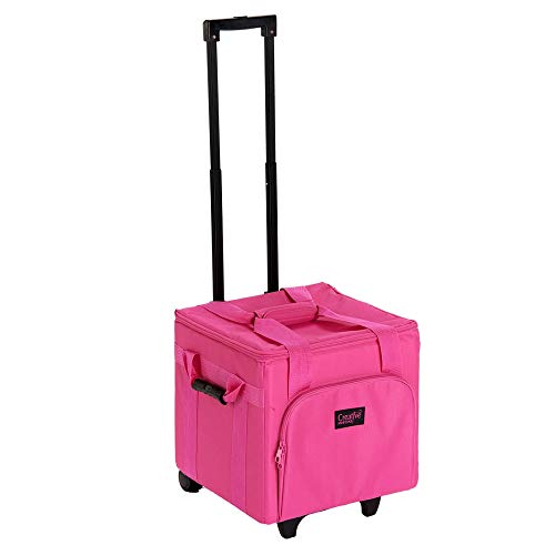 - Creative Notions XL Serger Trolley in Pink