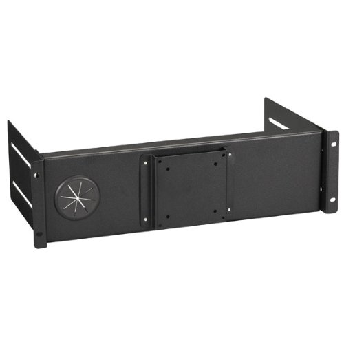 Black Box Network Services FIXED FLAT-PANEL MONITOR MOUNT FOR RACKS RM982F by Black Box