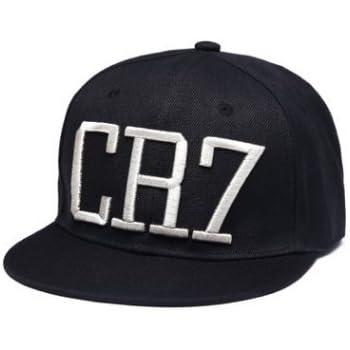 Cristiano Ronaldo CR7 Real Madrid Footbal Hat Soccer Baseball Snapback Caps (B) df642171170