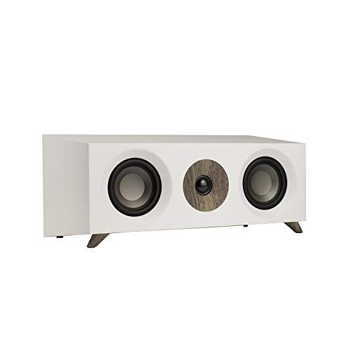 Jamo Studio Series S 81 Center Channel Speaker (White) (Center Speaker White)