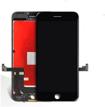 passionTR Screen Replacement for iPhone 7 4.7 Black LCD Screen Display digitizer Assembly Full Complete Frame Set Front Glass Touch Screen