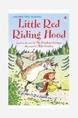 Little Red Riding Hood (First Reading Level 4) Paperback