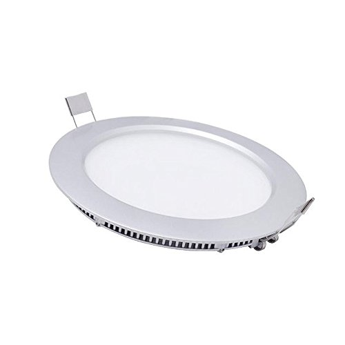 INST 12W 6.7-Inch LED Ultra-thin Panel light, Downlight, Rou
