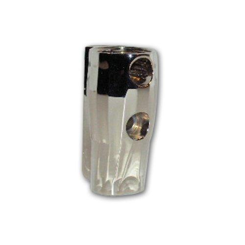 KAPP Micro Dual Compact Paintball Gun Bottomline Rail System Drop Forward CHROME by KAPP