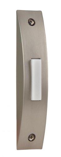 Craftmade Lighting BSCS-BN Surface Mount Modern Button, Brushed Nickel Finish