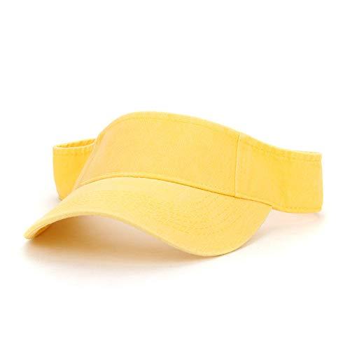 MJHZQ Brand Men Baseball Caps Dad Women Caps Bone Hats for Men Fashion Vintage Hat Letter Cotton Cap Yellow