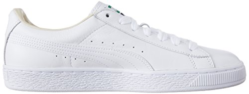 Blanc Puma White LFS Baskets Adulte Mixte Basses Weiß White 17 Classic ZPZxnqa