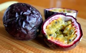 Fresh Purple Passion Fruit (5lb) by Tropical Importers (Image #2)