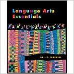 Language Arts - Essentials (06) by [Paperback (2005)]