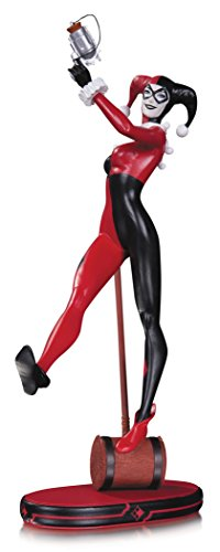 DC Collectibles Comics Cover Girls Harley Quinn Statue