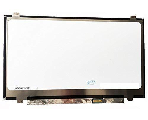 LEPUS-TECH New LCD Panel For ACER ASPIRE ONE CLOUDBOOK AO1-431-C8G8 LCD Screen 14.0 1366X768 Slim HD ()