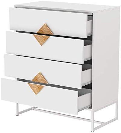 Best bedroom dresser: XINdream 4 Drawer Dresser