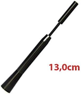 Navitec24 Radio Dach Antenne 13cm Stab Antennen Fuss Elektronik
