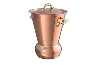 Mauviel M'Tradition 2183.16 Tinned Copper Potato Steamer