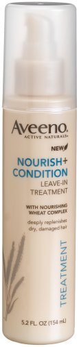 Aveeno Nourish + Condition Treatment Spray, leave-in treatment 5.2 Ounce