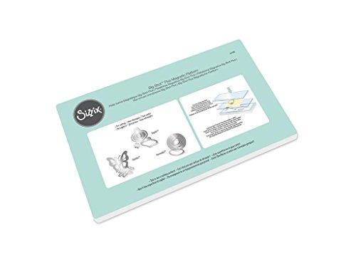 Sizzix SIZ661900 Big Shot Plus Magnetic Platform Big Shot Plus Magneticplatform -