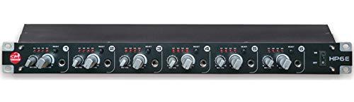AKG HP6E 6-Channel Headphone Amplifier