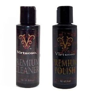 Virtuoso Guitar Polish - Virtuoso Premium Instrument Polish & Cleaner Combo