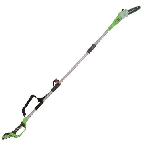 Greenworks Tools 2000107 24V Akku-Hochentaster 20cm, anpassbare Länge (ohne Akku und Lader)