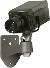 SECO-LARM VD-10BNA Dummy Boxin Camera with dummy lens asse by Seco-Larm