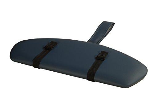 Master Massage Standard Universal Armrest Support Hanging Shelf for Massage Table, Agate Blue